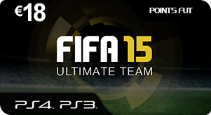 acheter fifa 15 ultimate team psn 18 en ligne. Black Bedroom Furniture Sets. Home Design Ideas